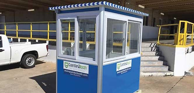 guard booth for sale