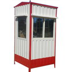 Booth from MA Portable Cabins in Karnataka, India