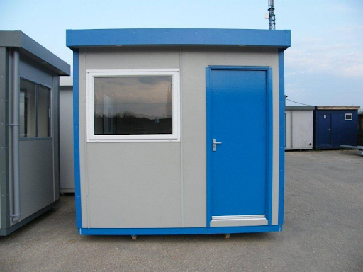 Booth from Portable Space in Suffolk, UK