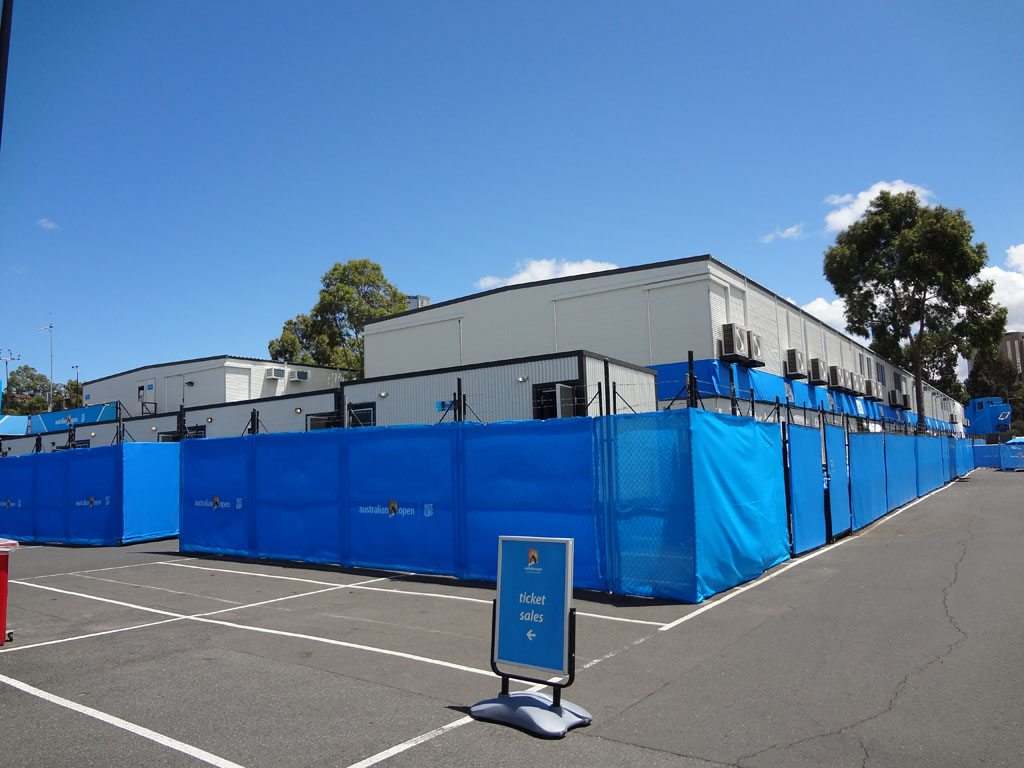 Modular buildings from MBS in Smithfield, Australia