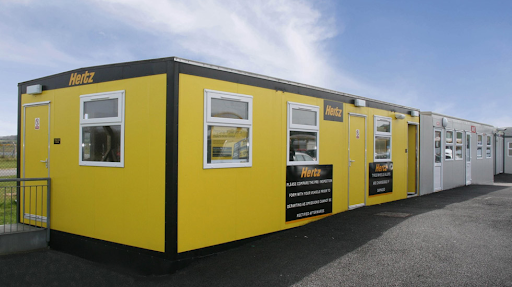 Modular unit from Masterkabin in County Cork, Ireland