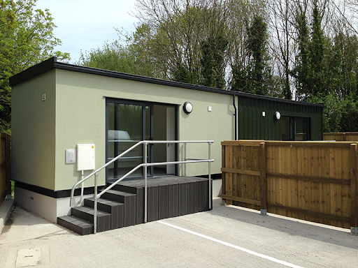 Modular unit from Modular Wise in Herefordshire, UK