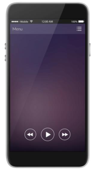 A smartphone