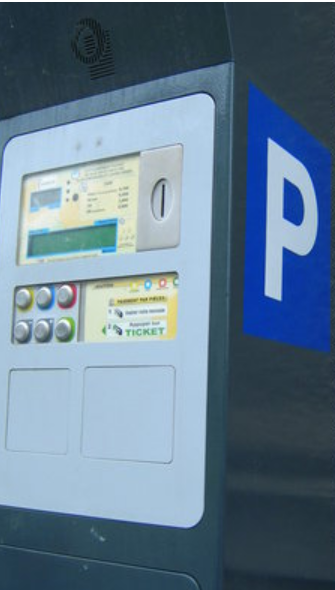 An automatic ticket machine
