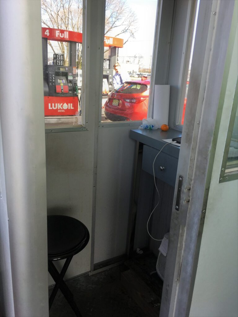 3x4 Booth at Lukoil Gas Station in Rutherford, NJ (4)