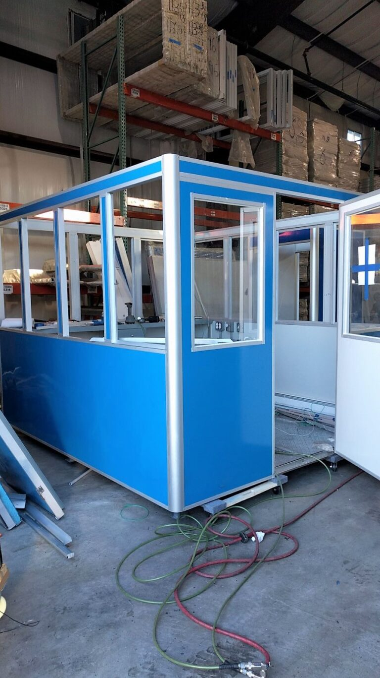 Booth Manufacturing 2