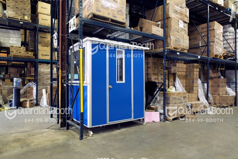 Caster Wheels, 8x8 Modular Office Booth in Albany, NY