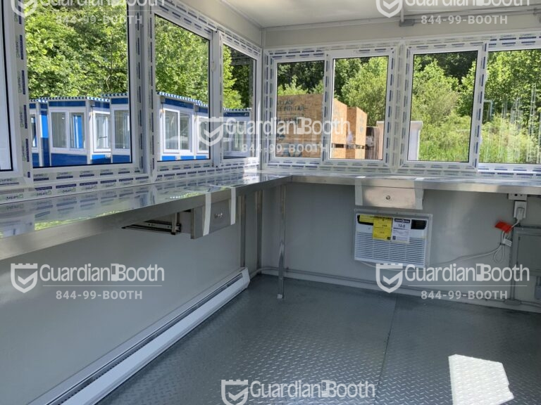 Extra Desk, 8x12 Modular Office Booth in Apex, NC