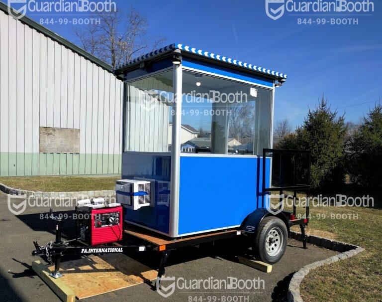 Heat and Air Conditioner and Generator, 4x6 Portable Trailer in Miami, FL