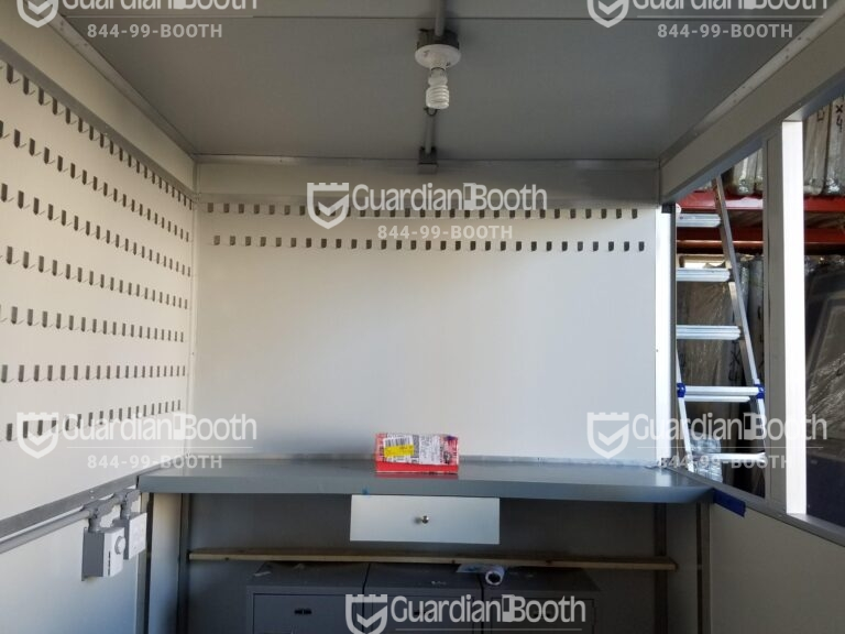 Key Hooks, 6x8 Parking Attendant Booth in West Springfield, MA