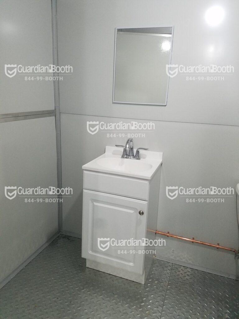Sink, 8x12 Modular Office in Newark, NJ