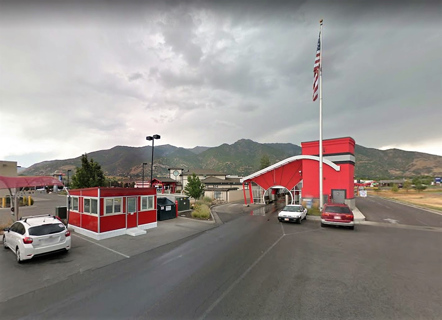 Slanted Roof, 14x14 Large & Oversized Booth in Ogden, UT