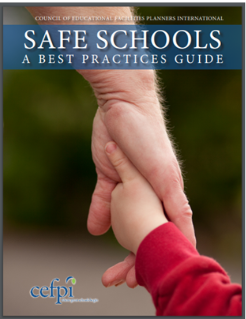 Booklet titled Safe Schools