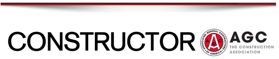 Constructor AGC red logo