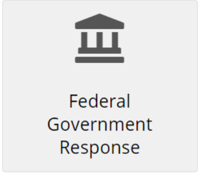 Federal Government Response