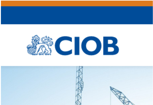 Image from CIOB journal