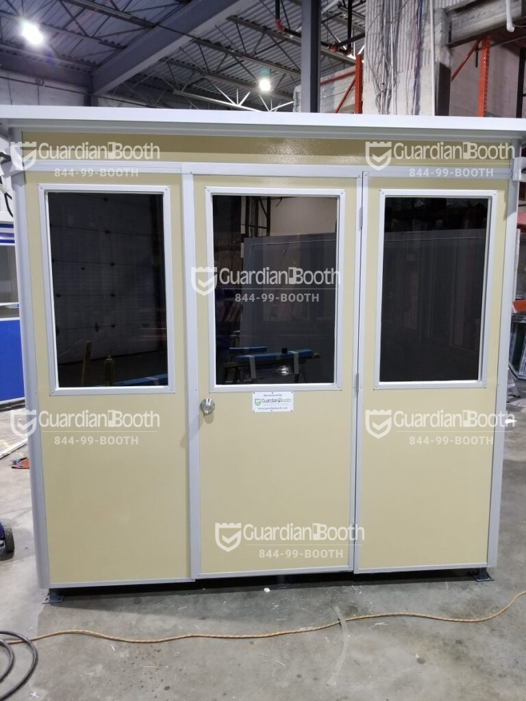 8x8  Modular Office in Upper Sandusky, OH with Custom Color,Tinted Windows,Ethernet Port and Phone Line