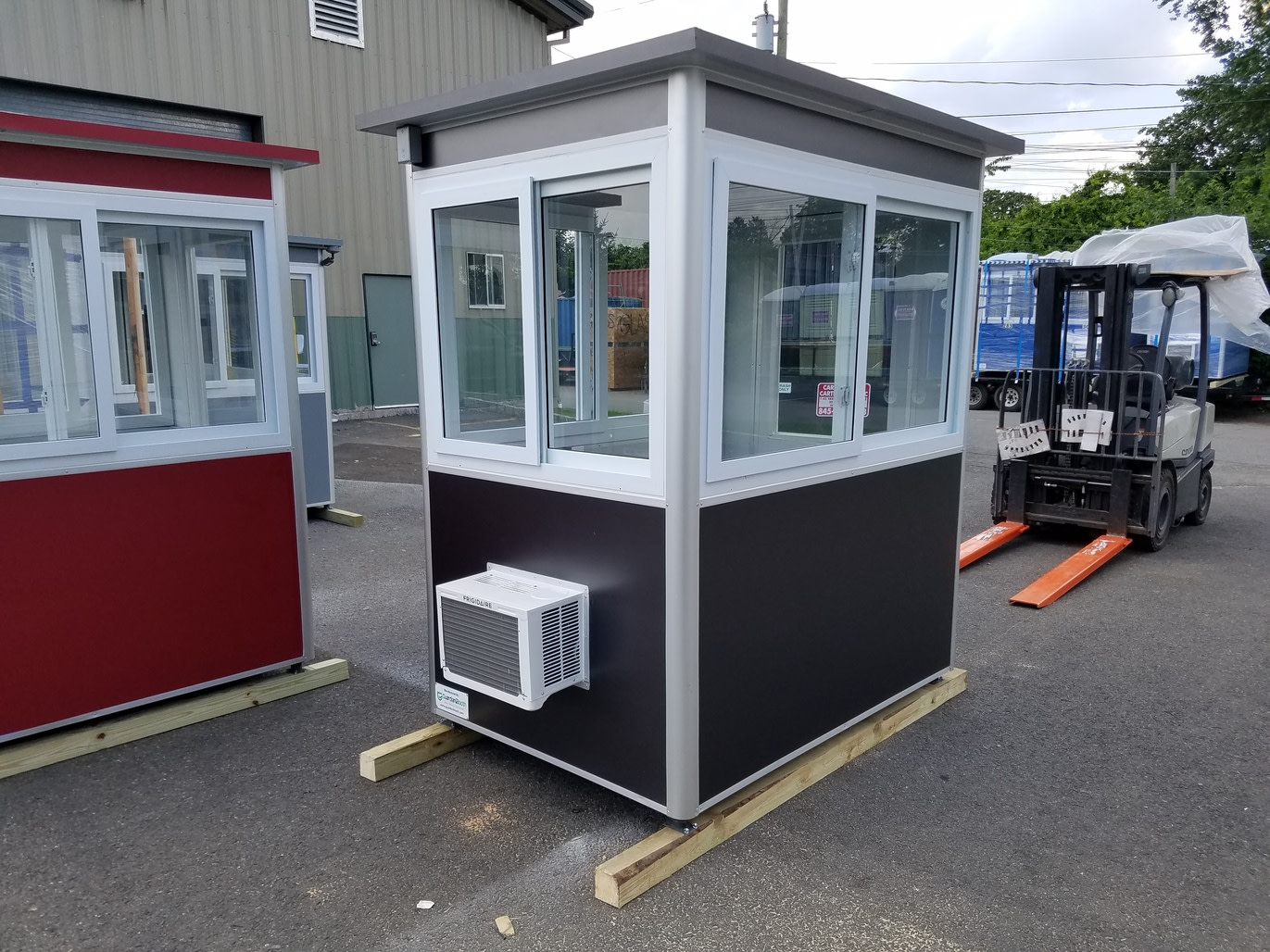 guard booth manufacturers custom booths