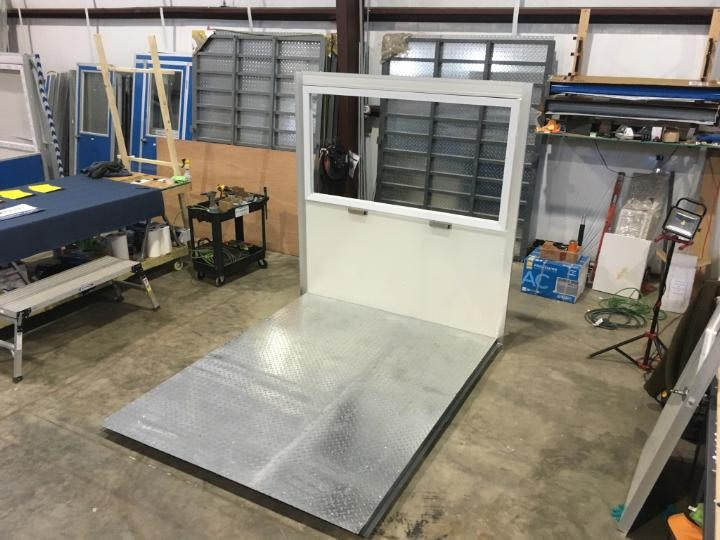 guard shack manufacturers step by step assembly of quality guard booths
