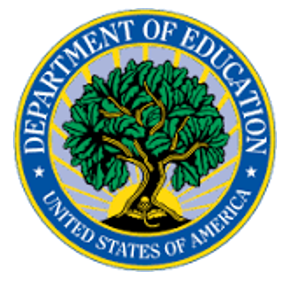Department of Education seal with tree