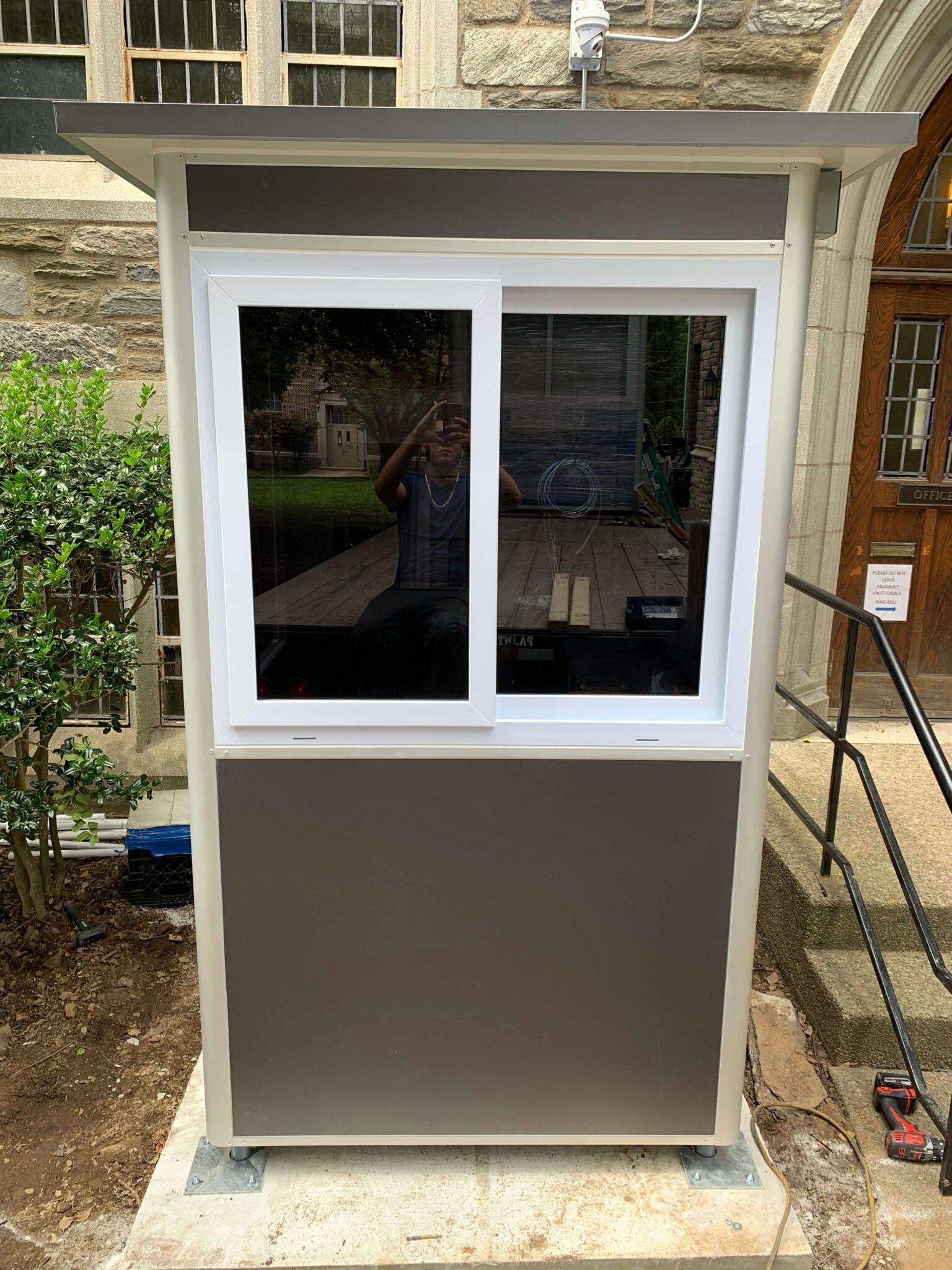Prefabricated Entry Vestibule
