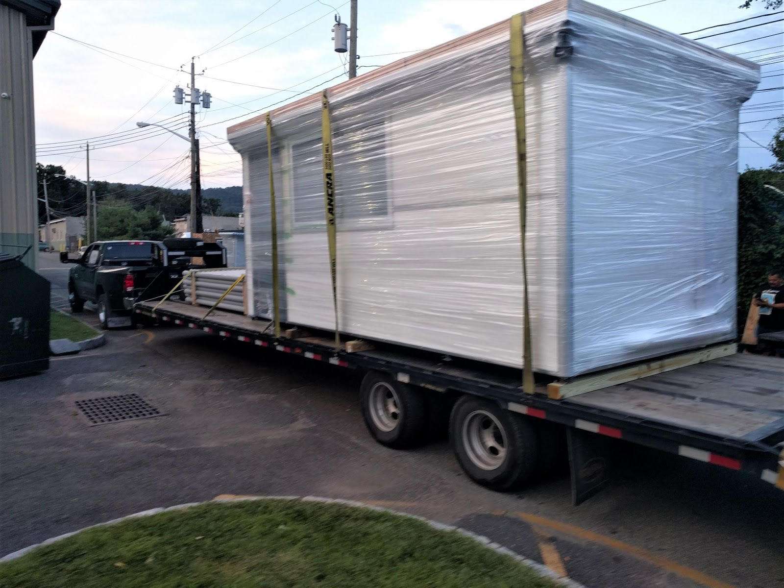 booth delivery