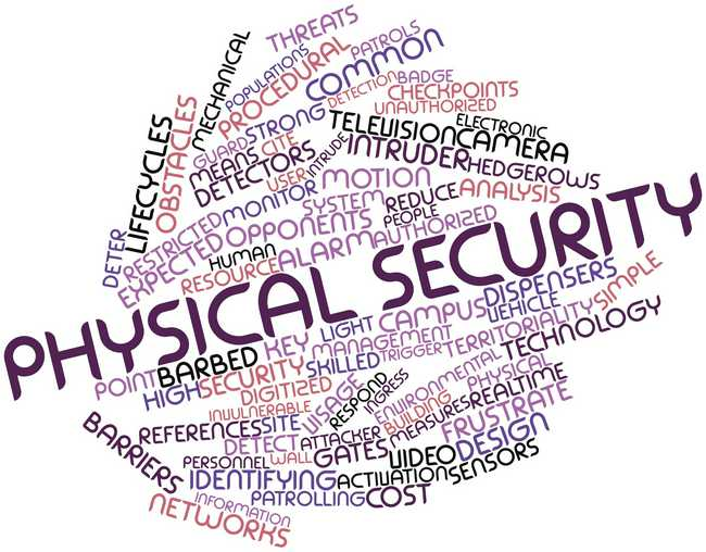 physical security booths