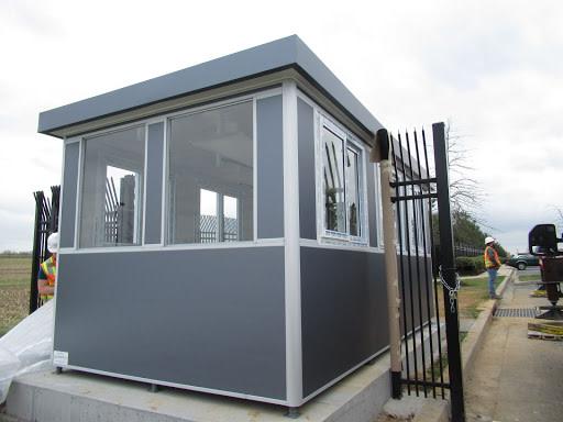 modular medical clinic installation
